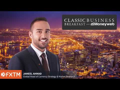 Classic FM Business Breakfast with Moneyweb interview with Jameel Ahmad |16/10/2018