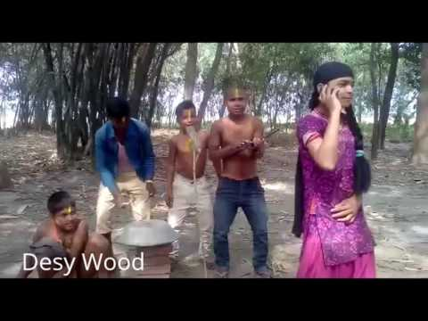 most viral funny dance on bhojpuri song latest hit 2017