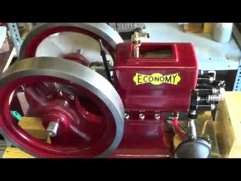 Economy Engine: Model Gas Engine