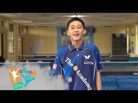 VM Amarillo, Table Tennis Player | Batang YeY