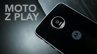 Reviewing the Moto Z Play In 2018