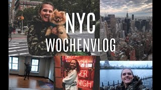 XXL NEW YORK WOCHENVLOG