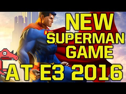 Why a new Superman game will be at E3 2016 by the creators of Batman Arkham Origins - Raptor News