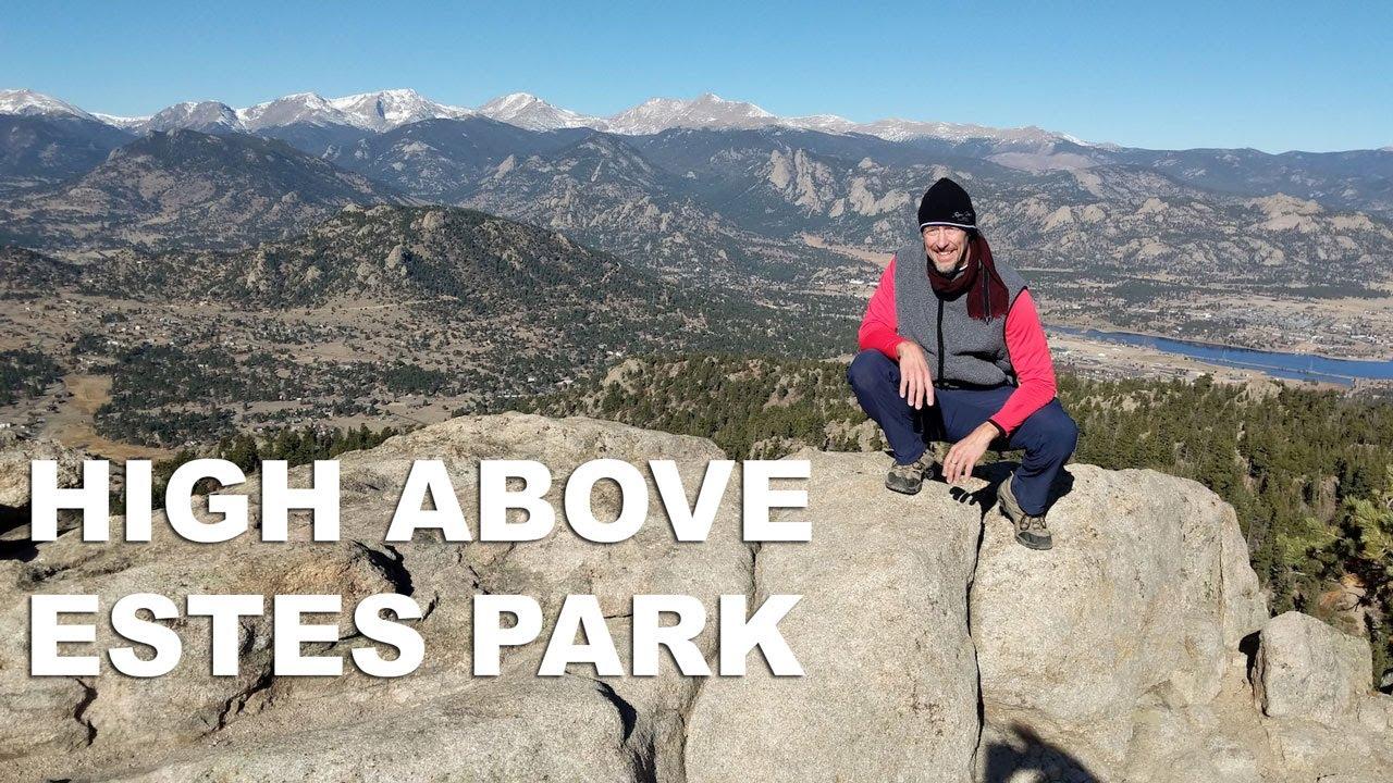 Hiking Kruger Rock Trail in Colorado