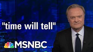 Lawrence: 'It's All Over' For William Barr & Donald Trump | The Last Word | MSNBC