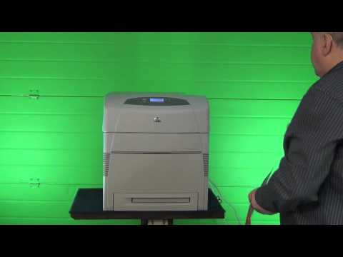 A3/A4 colour laser printer,secondhand printers, HP5550N FROM JKBM