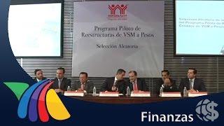 Infonavit convierte los créditos de salarios mínimos a pesos   Noticias