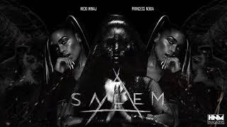 Nicki Minaj, Princess Nokia - Salem (Brujas Remix) [MASHUP]