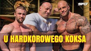 Trening u Hardcorowego Koksa - Piekarz x Robert Burneika - SFD 2017 Video