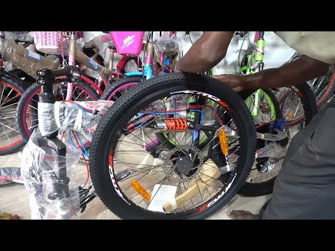 Hercules Rodeo HANNIBAL cycle Unboxing and Assembling | Best MTB UNDER Rs.11000