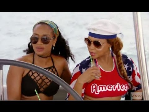 146766ffff93 Married to Medicine Season 05 Episode 12 Island Fever Recap - YouTube
