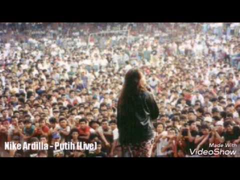 NIKE ARDILLA LIVE KONSER - PUTIH (audio)
