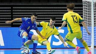 Обзор матча Литва Казахстан 0 3 Чемпионат мира Групповой этап