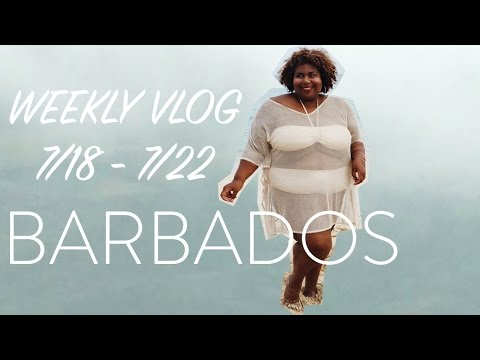 Summer Travel to Barbados | Weekly Vlog 4