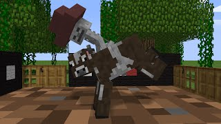 Monster School: Rodeo (Minecraft Animation)