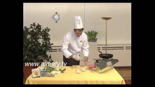 Как приготовить бризоль из курицы?