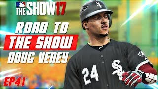 THE UMPIRES CHEATED ME! GIVE ME A BREAK! | MLB THE SHOW 17 RTTS | EP 41