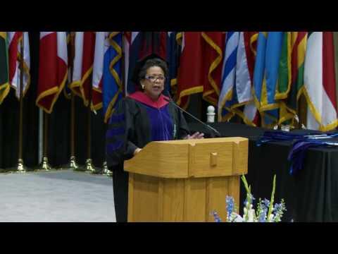 Duke Law Graduation 2017   Loretta Lynch