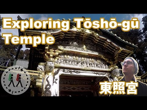 Japan: Exploring the World Heritage Tosho-gu Temple | Day 5