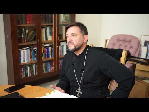 Беседа о Священном Предании. Протоиерей Павел Адельгейм об отношении к животным.