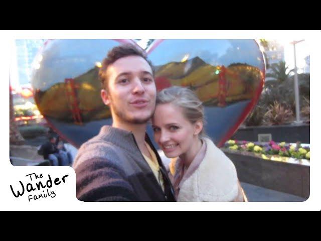 SAN FRANCISCO: CRAZY CALIFORNIANS!   1.26.14 - Day 15 Travel Video