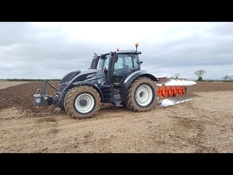 RABI Ploughing Match, Nailstone, Supported By Chandlers Farm Equipment LTD Extended