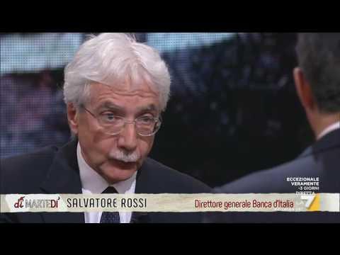 L'intervista al Direttore Generale della Banca d'Italia Salvatore Rossi sull'euro e la ...