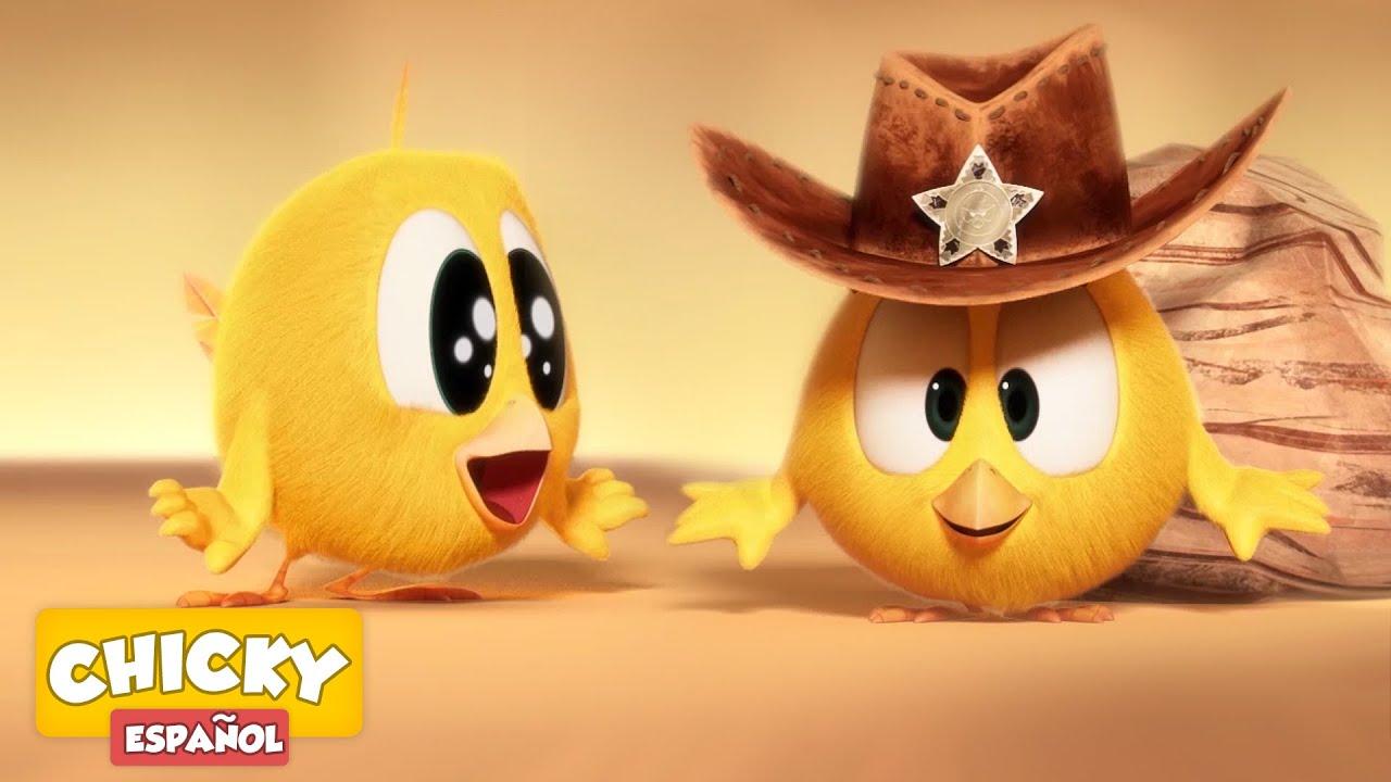 ¿Dónde está Chicky? 2020 | COW-BOY | Dibujos Animados Para Niños