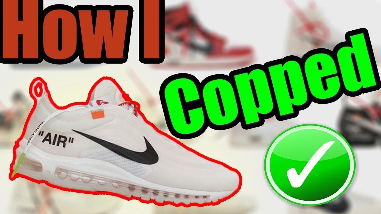 Nike snkrs app tips