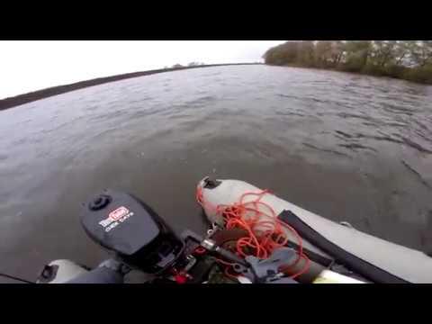 Смотреть видео как откатали мотор лодочный 6