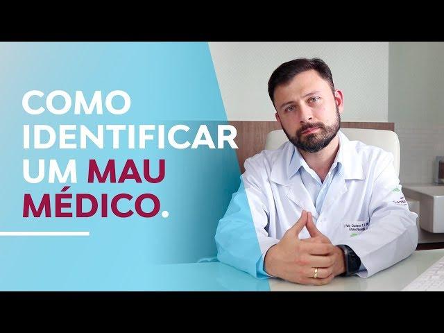 COMO IDENTIFICAR UM MAU MÉDICO | Dr. Paulo Gustavo Ribeiro