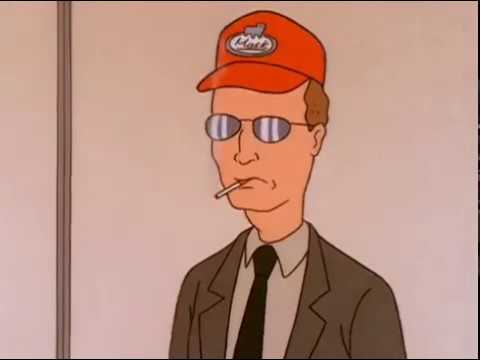 Rusty Shackleford...Shackleford