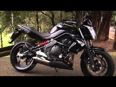 Kawasaki Er-6n 2011 - 2012 - Naked