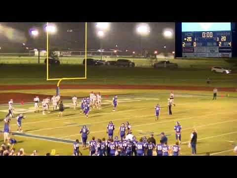 Recorded Live Escambia Academy at Presbyterian Christian School Hattiesburg Mississippi 8/23/19  OT