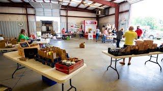 American Legion market keeps community connected