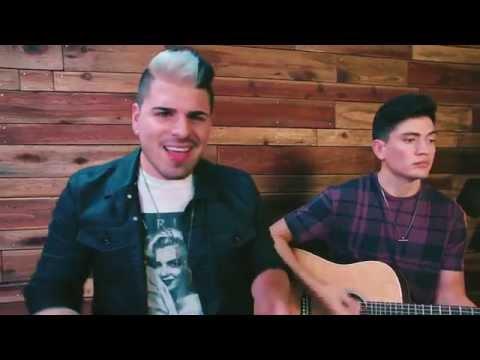 Lick My Lips  & Can't Feel My Face - Matt Bloyd Cover