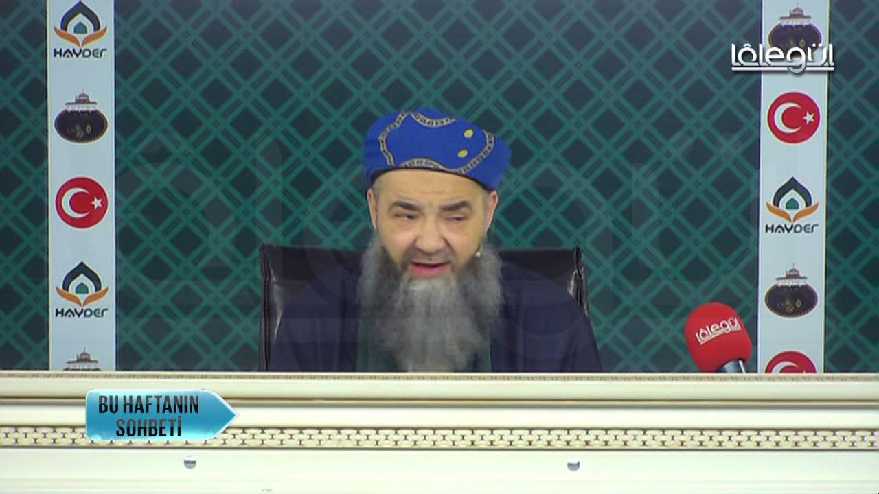 19 Mart 2019 Tarihli Bu Haftanın Sohbeti - Cübbeli Ahmet Hocaefendi Lâlegül TV