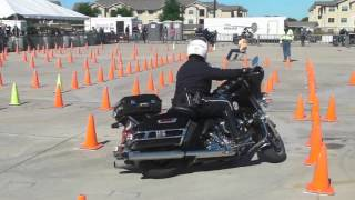 Lakeway PD - 2016 Motorcycle Chute-out