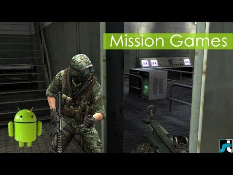 Top 10 Best Mission Games For Android - 2019