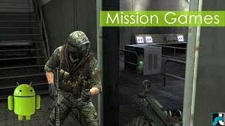 Top 10 Best Mission Games For Android - 2018
