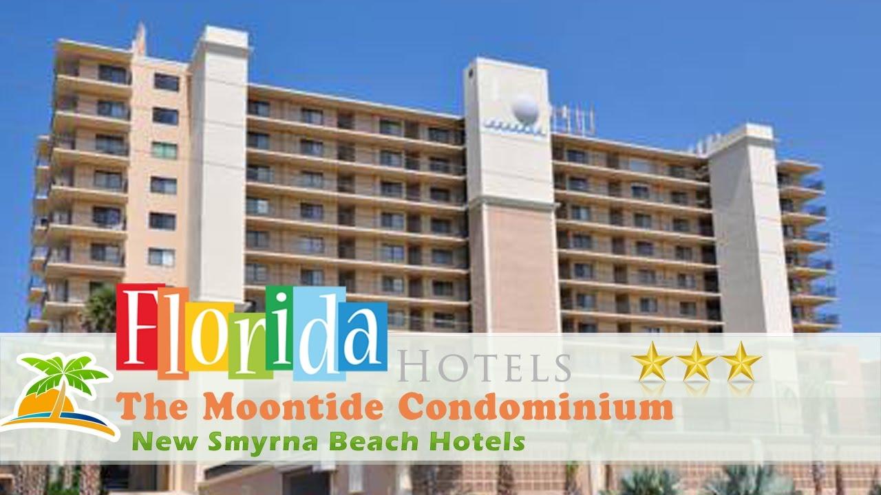 The Moontide Condominium - New Smyrna Beach Hotels, Florida