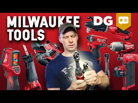 All My Milwaukee Tools - What Still Works, What Doesn't?