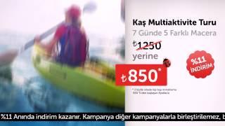 n11.com Kaş Multiaktivite Turu