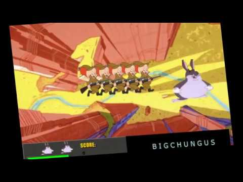Big Chungus The Video Game Gameplay Download Link Meme Youtube