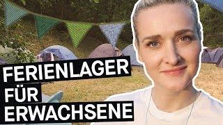 Ferienlager für Erwachsene: Kindisch oder total geil? || PULS Reportage