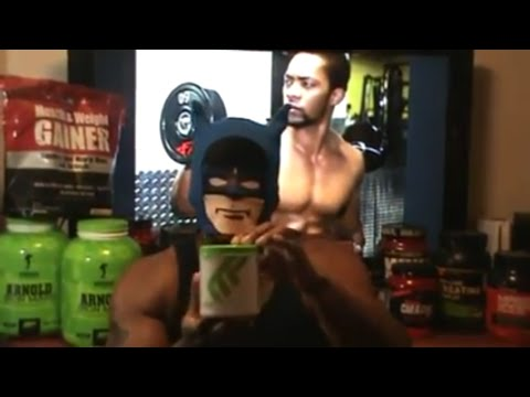 Muscle Pharm CREATINE Review (UFC)