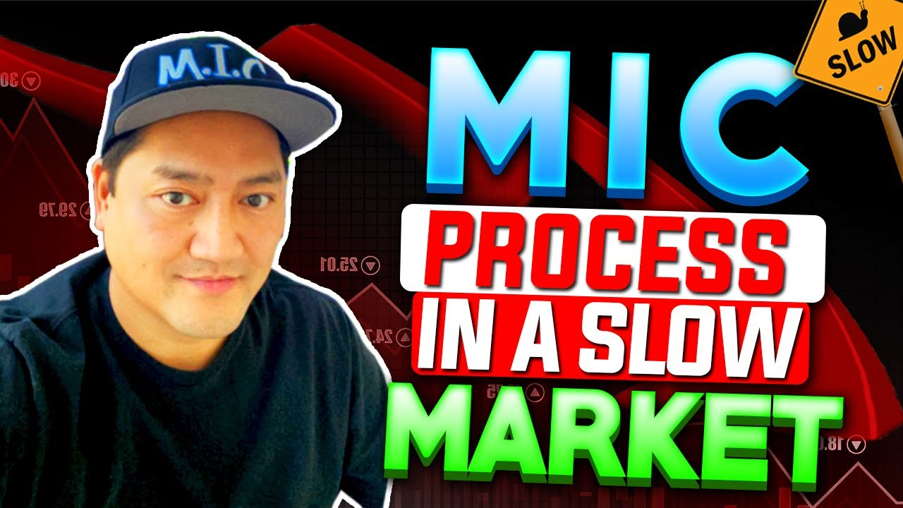 Download MIC Process In A SLOW MARKET EXPLAINED | $CATB Recap*