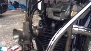 automoto al11 1928 motor test