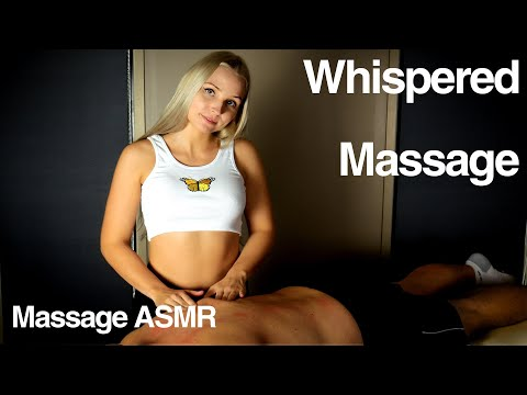 ASMR Whispering Back Massage - SO Relaxing from YouTube · Duration:  14 minutes 26 seconds