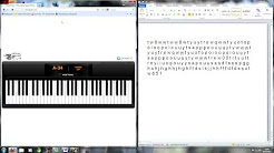 Easy Virtual Piano Songs Youtube